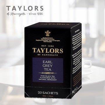*阿提卡*Taylors英國泰勒 伯爵茶(20包/盒)