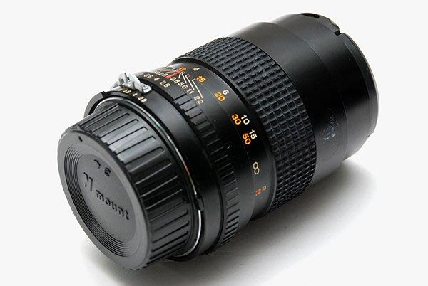 【蒐機王3C館】Tokina EL 135mm F2.8 手動老鏡 黑色 85%新【歡迎舊3C折抵】B7706-2