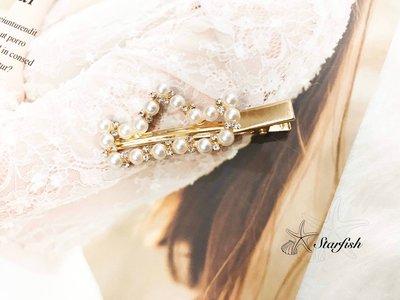 【海星 Starfish】精緻可愛皇冠造型髮夾