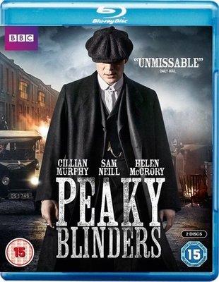 【藍光影片】浴血黑幫 第一季 共2碟 / Peaky Blinders Season 1 (2013)