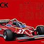 富士美拼裝汽車模型 1/ 20 F1 法拉利 Ferrar...