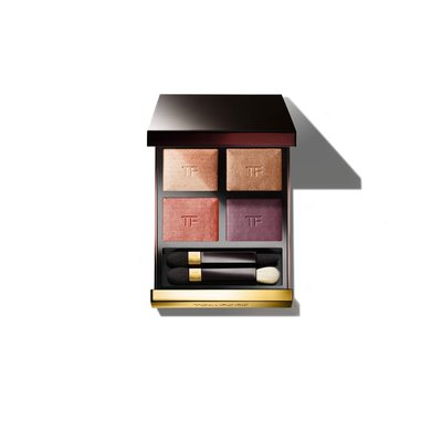 全新正品 Tom Ford 四色眼影盤 Eye Colour Quad #HoneyMoon 超熱銷經典色號 現貨~