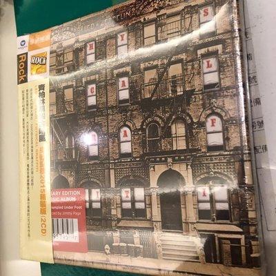 # 重金屬 全新2CD Led Zeppelin  - physical graffiti