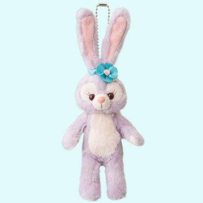 尼德斯Nydus 日本 東京迪士尼海洋限定 達菲熊 Duffy 新朋友 史黛拉兔 Stella Lou 吊飾 站姿