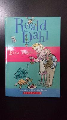 【童書】【英繪】Esio Trot by Roald Dahl scholastic