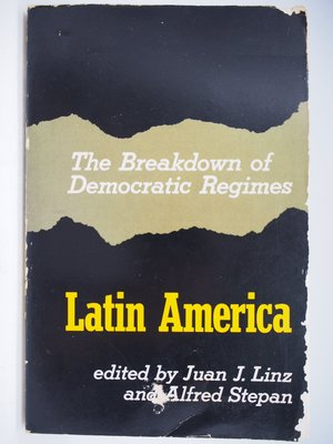 【月界】The Breakdown of Democratic Regimes-Latin America〖政治〗AJT