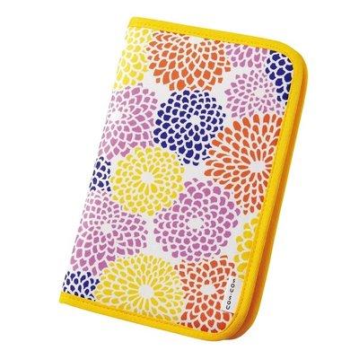 ☆Juicy☆日本雜誌附錄 森林風 SOU SOU 和風 花朵 小物包 手拿包 護照夾 收納包 手帳包 收納袋 2662