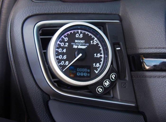 【精宇科技】Honda CR-V5 CRV5 1.5T 專用 冷氣出風口 渦輪錶 排溫表 水溫錶 電壓錶
