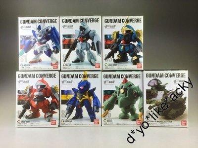 [DULJ] 2014 GUNDAM CONVERGE Part 14 全新 FW 高達 盒蛋 (全7種 連大盒)