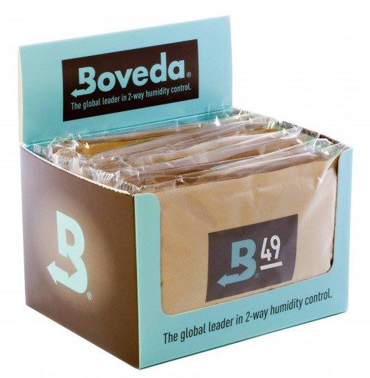 【名人樂器】Boveda Refill Packs 49% 樂器 保濕 乾燥 專用包