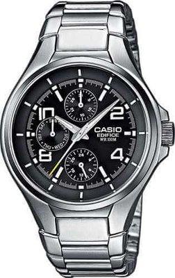 正品正貨有門市 - 全新Casio Edifice EF-316D EF-316D-1A / 2A 兩色有夜光鋼帶手錶(一年保養)
