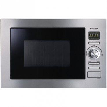 櫻花 E5650 嵌入式不鏽鋼微波烤箱 兒童安全鎖 八種烹飪 110V 基本安裝加600