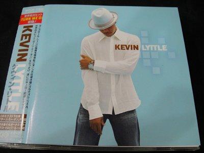 【198樂坊】  KEVIN LYTTLE (Turn Me On ........日版)BF