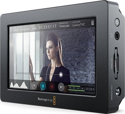 BlackMagic Design 專業 Video Assist 五吋監看錄影螢幕 新記公司貨