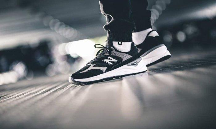 XinmOOn New Balance X90 NB MSX90 SID 經典 休閒 慢跑鞋 機能 首爾 限定款 黑 男