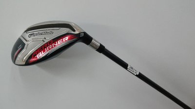 TaylorMade Aeroburner Hybrid Rescure #3, 19 degree, S shaft
