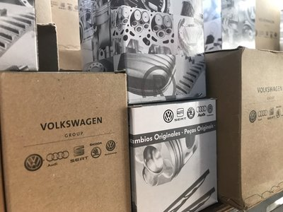 VW 福斯 Golf MK5 R32 機油心 機油濾心 機油濾清器 5代071115562C
