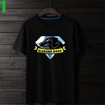 【潛龍諜影 Metal Gear Solid】短袖經典遊戲T恤(共6種顏色) 任選4件以上每件400元免運費!【賣場一】