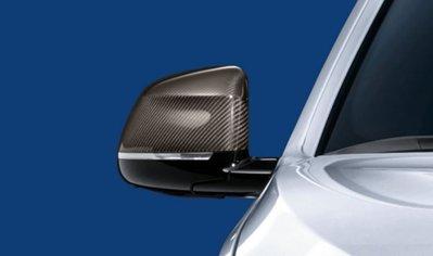 ✽顯閣商行✽BMW 德國原廠 M performance F25 X3 碳纖維後視鏡殼組 後視鏡組