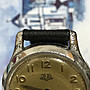 Glashutte 格拉蘇帝 老錶 手上鏈 愛買家族 德國 機械錶 小秒針