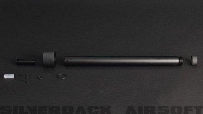 【武雄】 SRS A1 犢牛式手拉空氣狙擊槍 G-SPEC 緊緻型超短外管-ML-SRS-017
