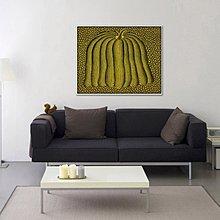 草間彌生南瓜系列當代藝術現代家居店面辦公樣板房禮品裝飾畫