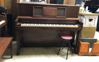 【疫情期間特價】中古Bladwin波音 二手美國鋼琴 維修完整 觸鍵優 音色美
