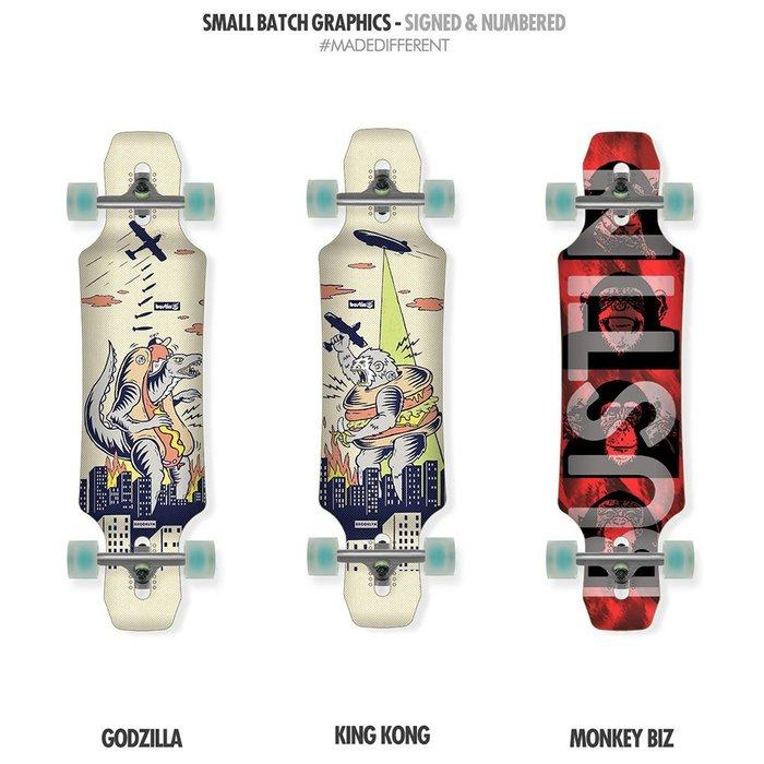Bustin Boards(滑板長板、交通板) - Maestro Mini (E)Core™ 迷你大師 (整組)