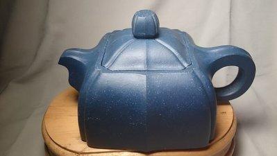 宜興90年代藍泥壺