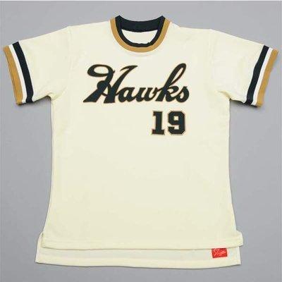久保田1973 南海 HAWKS 野村克也 復刻主場球衣含展示框