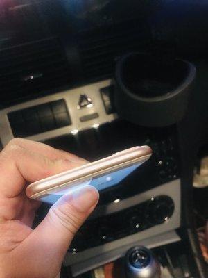 Apple iPhone 7 128 ~~玫瑰金 9.6成新