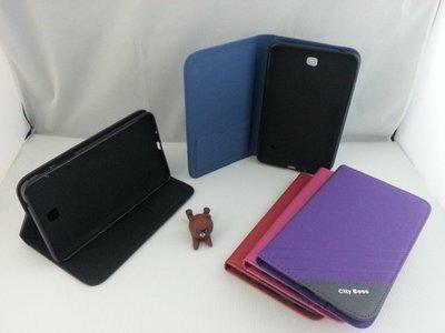 《韓式側掀翻 原裝正品》Smasung Galaxy Tab 4 7.0 LTE T2397平板套皮套書本套保護殼保護套