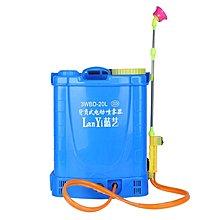 噴霧器農用電動鋰電池背負式智慧自動充電打藥機果樹農藥噴霧機好康免運NMS