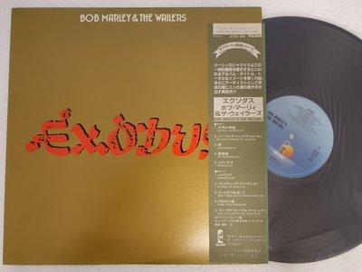 【柯南唱片】Bob Marley & The Wailers //巴布馬利 //雷鬼音樂>>日版 LP