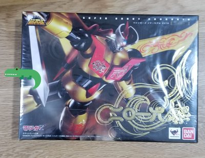 Bandai Super Robot Chogokin Mazinger Z 猴年限定
