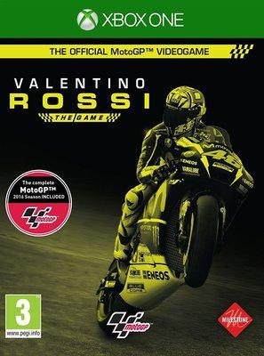 全新未拆 XBOX ONE VR 46 范倫鐵諾羅西 Valentino Rossi -英文版- 非MotoGP16