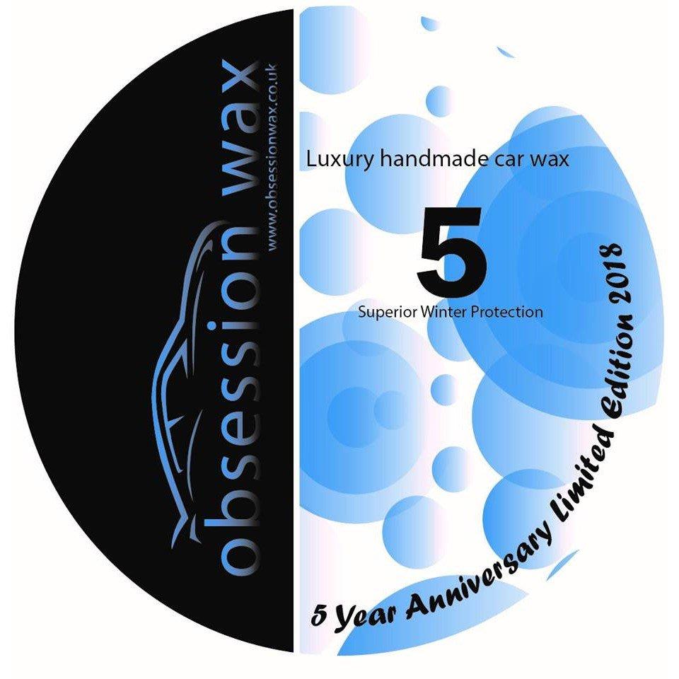 蠟妹緹緹 Obsession Wax 五周年紀念蠟 200ML 玻璃罐